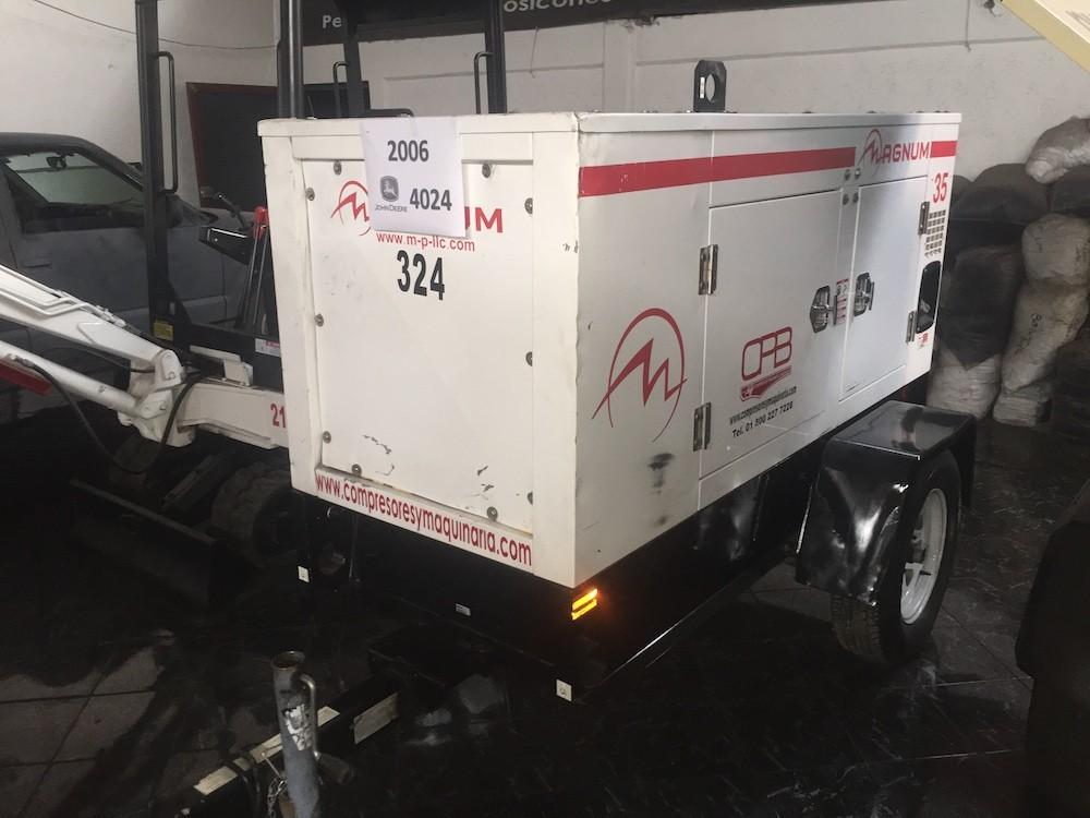 Generadores eléctricos Magnum MMG35 3