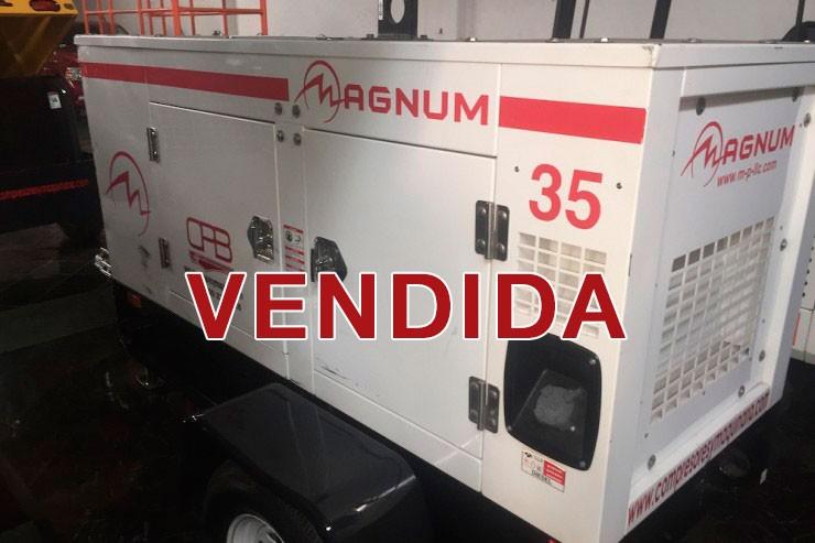 Generadores eléctricos Magnum MMG35 10
