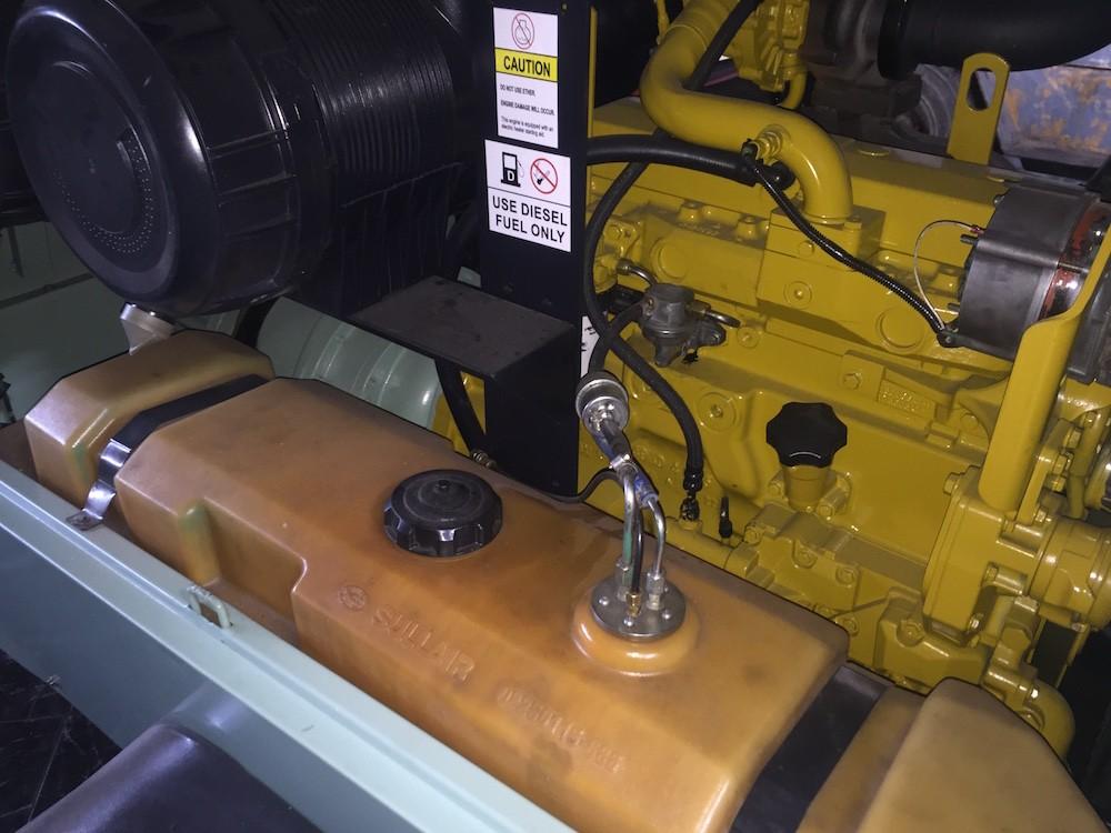 Sullair compresores de 375pcm 6