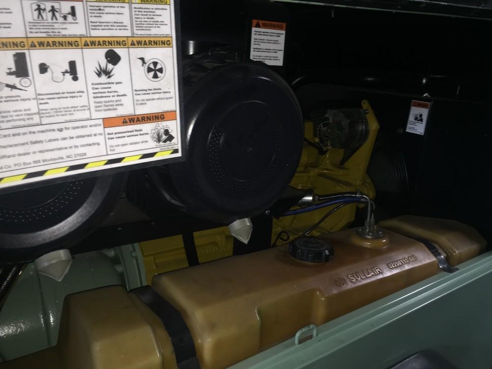 Sullair compresores de 375pcm 7