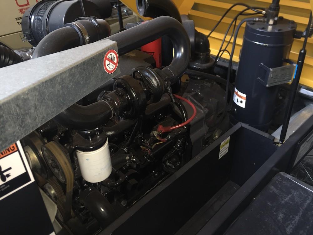 Compresores Atlas Copco 185pcm Xas 185 4