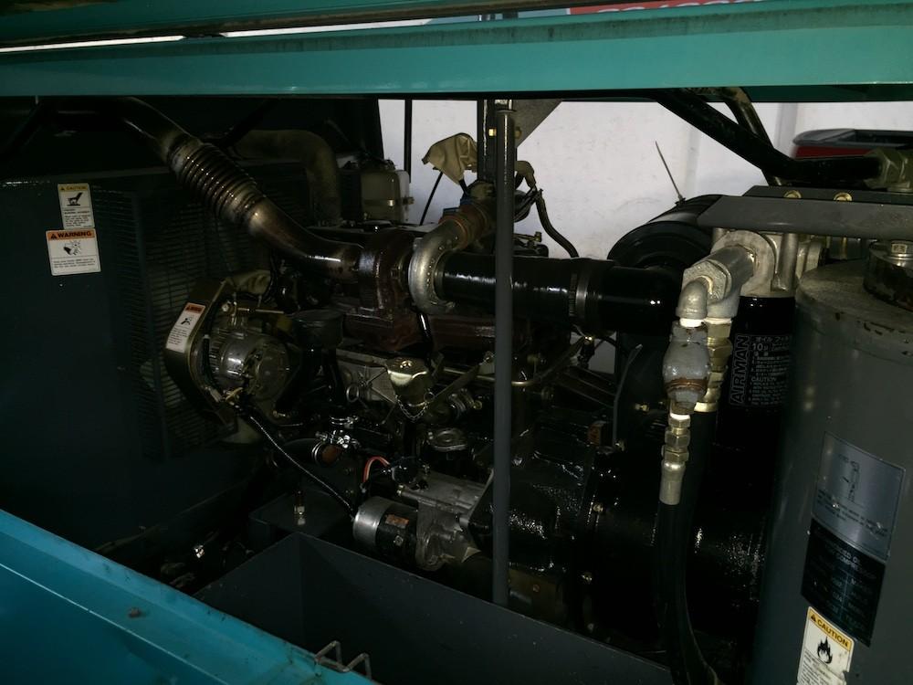 Compresores 375 pcm Airman 3