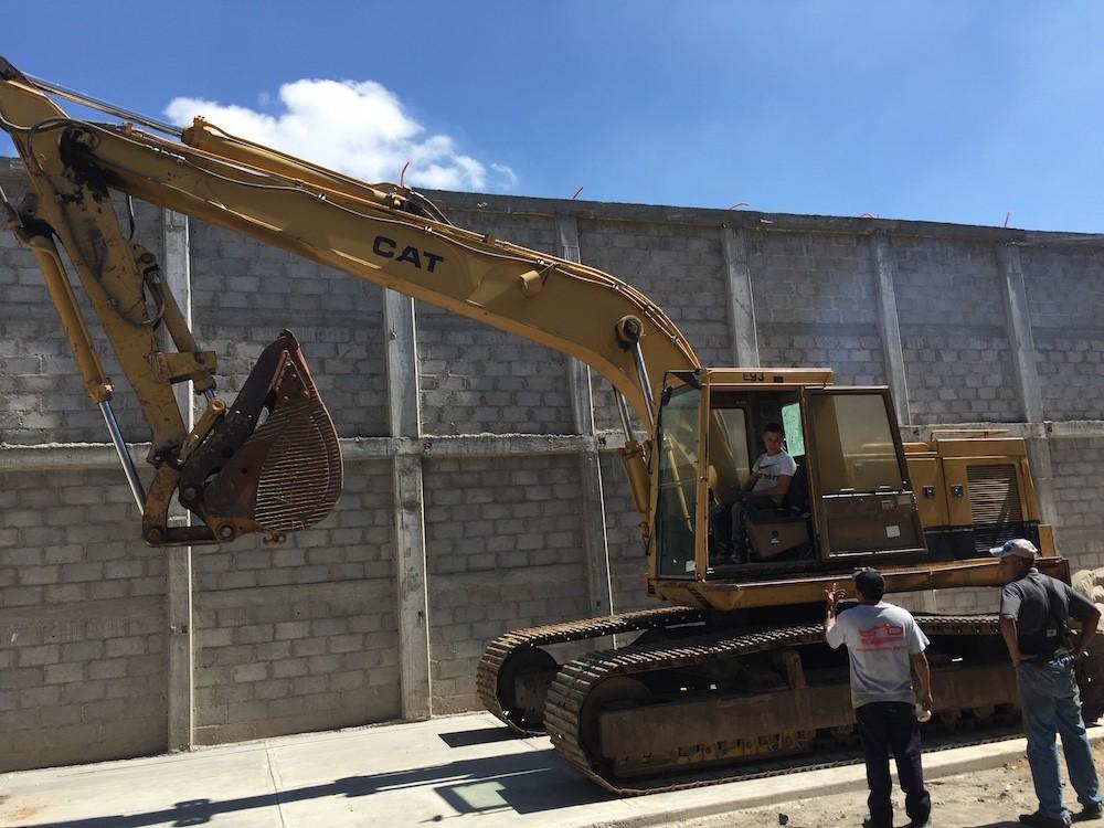 excavadoras caterpillar 2297z 1