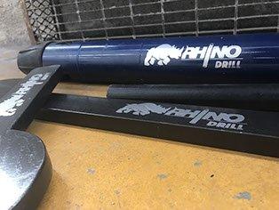 martillos de fondo perforadora wagon drill