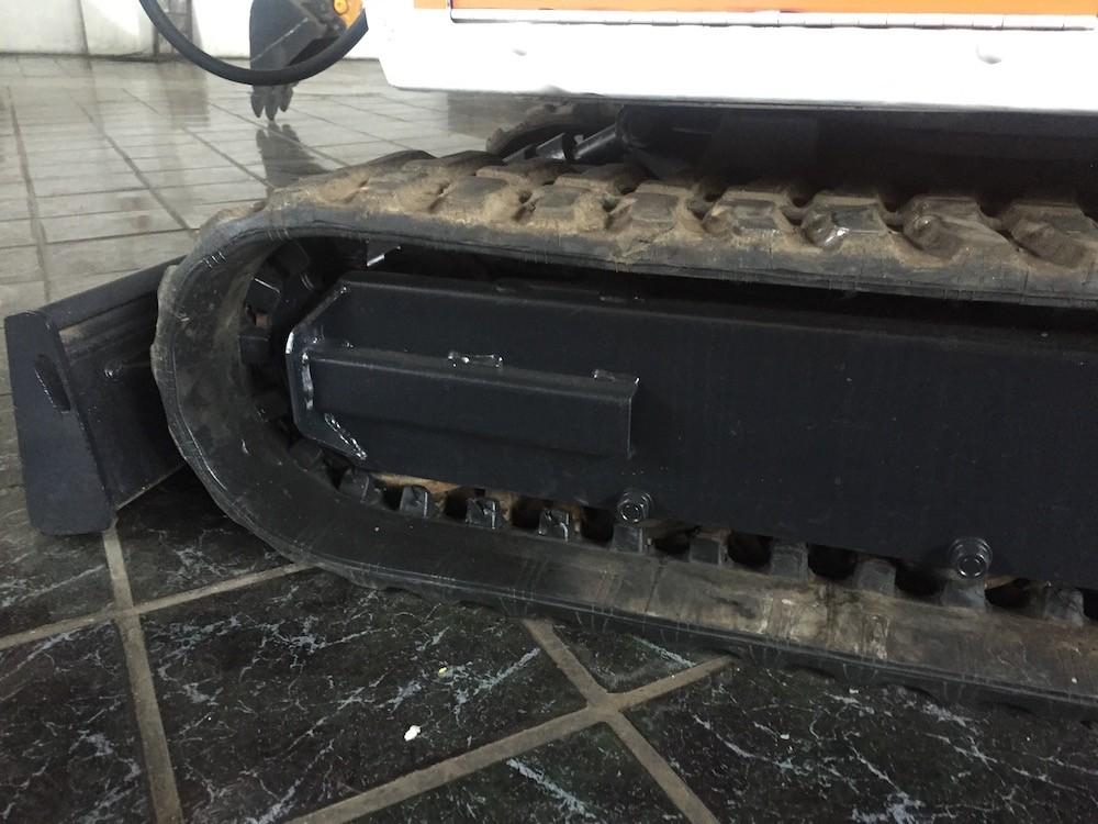 miniexcavadora bobcat x320 4