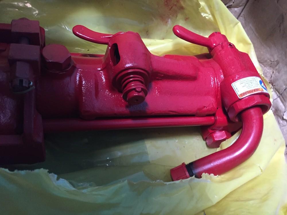 perforadora chicago pneumatic 3